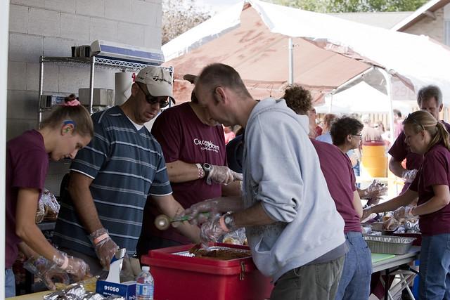 Crosspointe Church Food Pantry Norman Ok