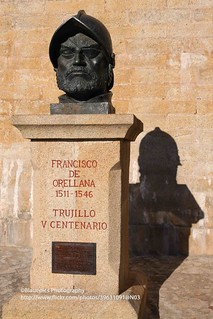 Trujillo, Francisco de Orellana | by blauepics