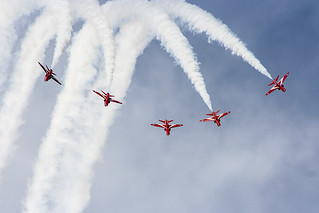 The Red Arrows | by Bridge Computers