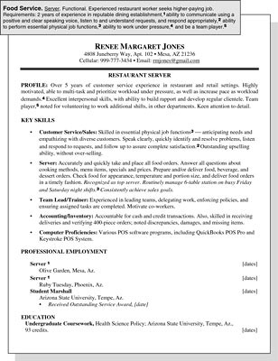 good resume samples   onebuckresume resume layout resume exa…   flickr