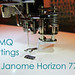 FMQ on the Janome Horizon