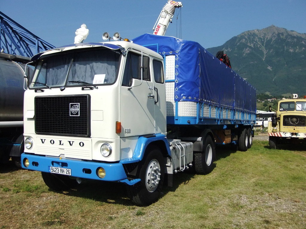 Volvo F88 4x2 Tracteur Exposition Quot Country And Trucks