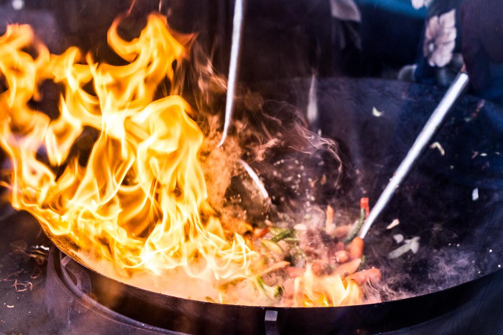 Hot Wok Chinese Restaurant Kitchener Menu