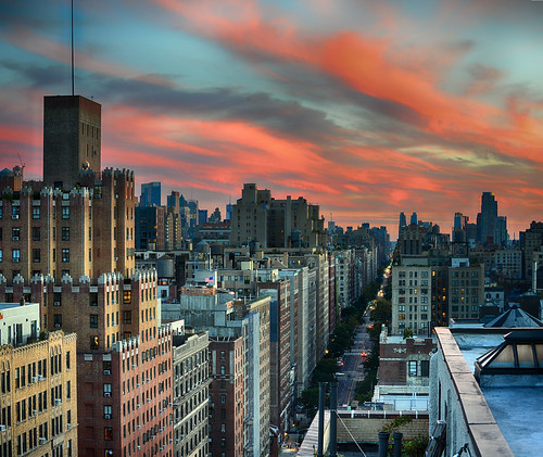 Manhattan Sunset I | by Joe Josephs: 2,861,655 views - thank you