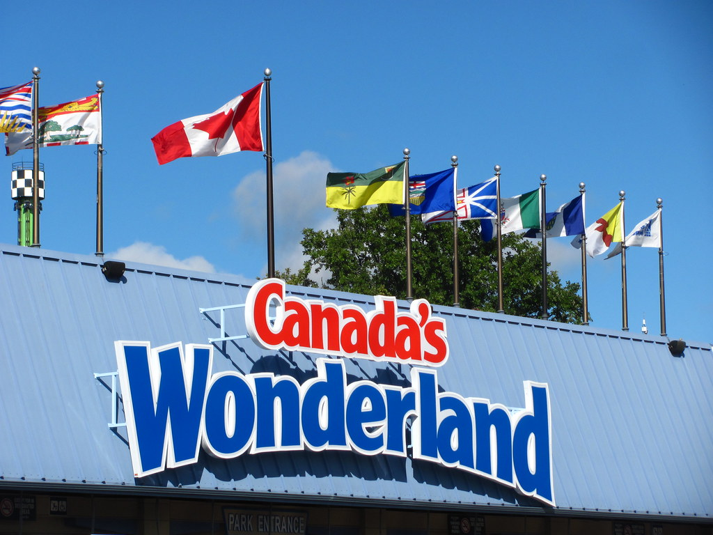 Image result for canada's wonderland