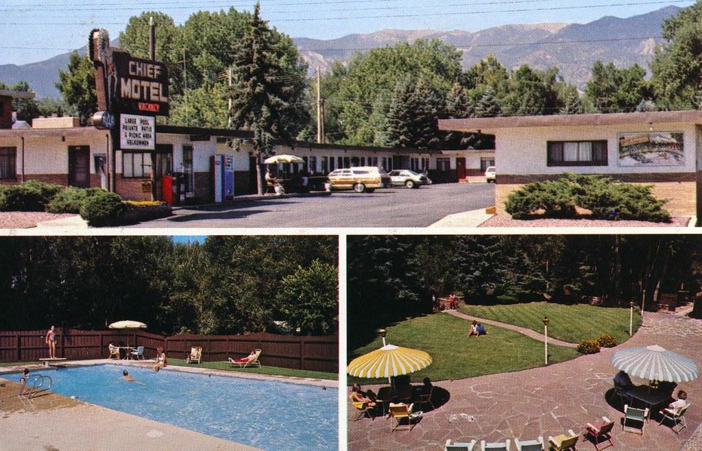 The Chief Motel Colorado Springs
