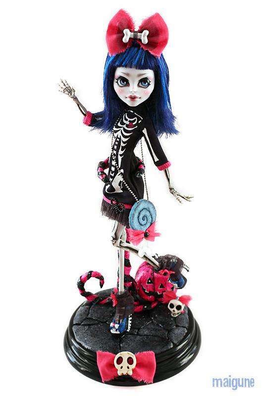 Монстр хай куклы видео от марины
