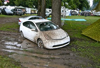 Toyota Prius in a Bad Spot | by ricko