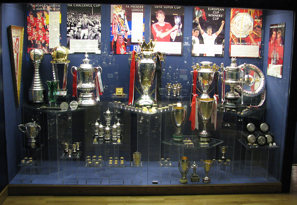 Manchester United Museum | AnthonyR2010 | Flickr