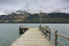 Jetty on Lake Hayes
