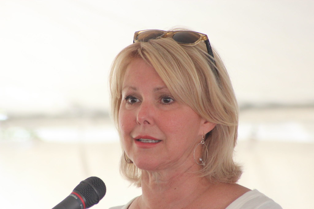 Wendy Rieger at DC VegFest | Compassion Over Killing | Flickr
