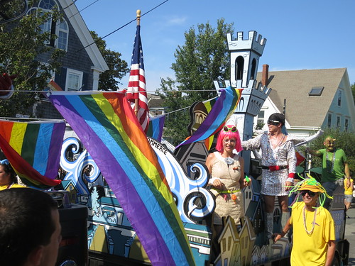 Carnival parade, Provincetown, 2012 | by wandering tattler