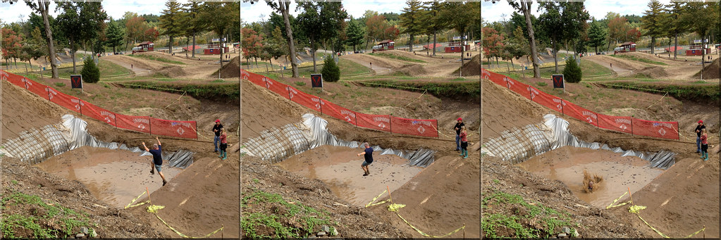 Rugged Maniac 5K Obstacle Race Series Jump   Southwick, MA | By U2026