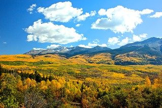 Kebler Pass Overlook & Fall Colors | by Shaun McCullough