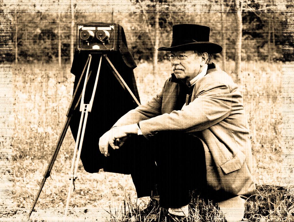 Civil War Photographer Images from a Civil War reenactmen Flickr