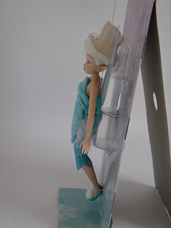 Disney Fairies Periwinkle 10'' Doll - First Look - Deboxing - Attached to Backing - Full Right Side View | by drj1828
