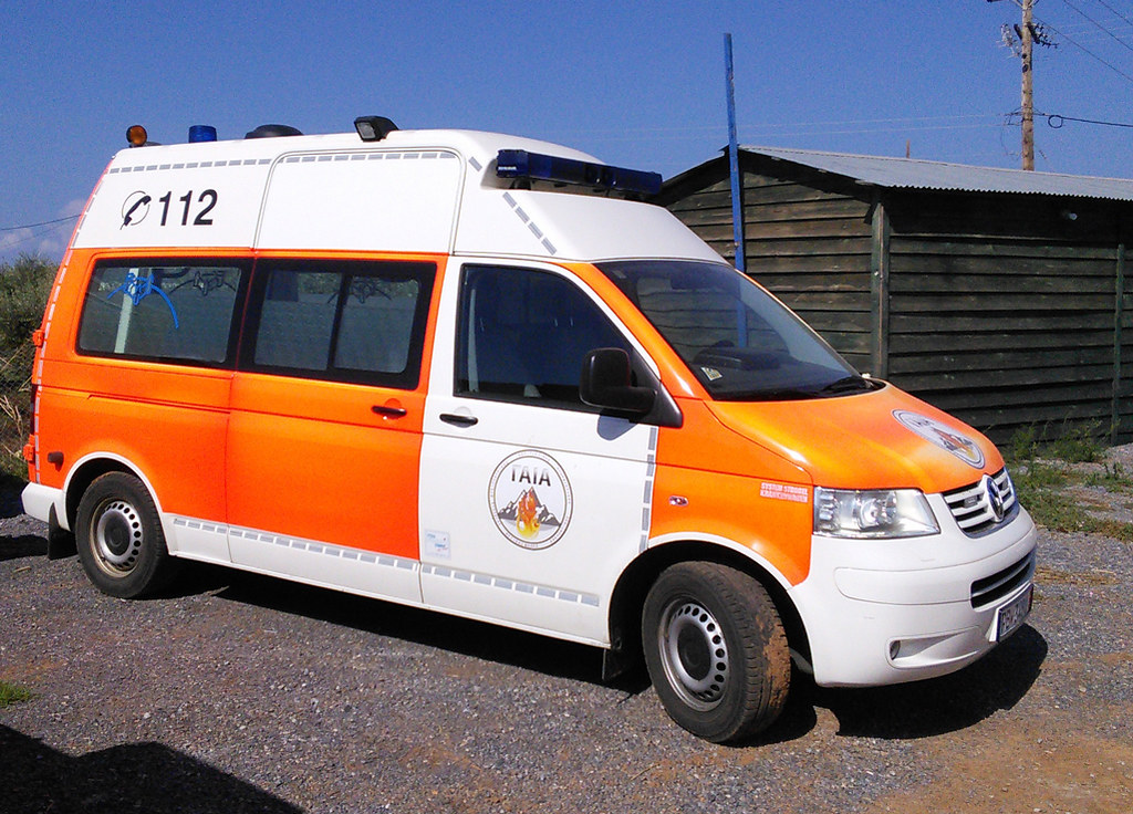 gaia medical rescue car