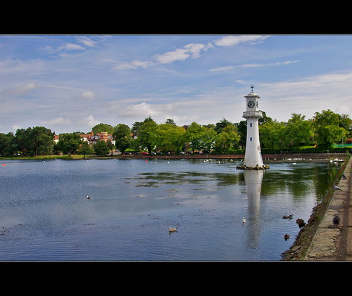 Roath Park_2 HDR | by garethedwards36