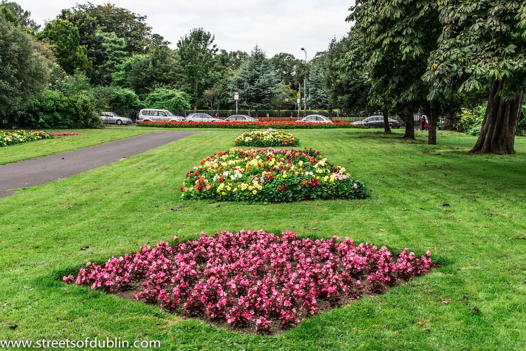 HERBERT PARK FLOWER GARDEN