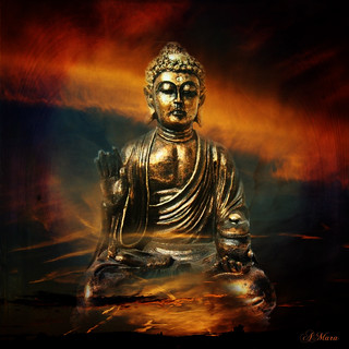 Medicine buddha | by Mara ~earth light~