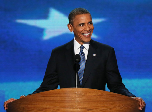 President Barack Obama | by EMILY's List