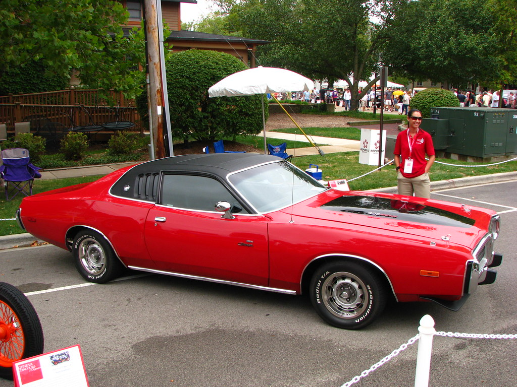1973 Dodge Charger Se Built May 10 1973 Notable