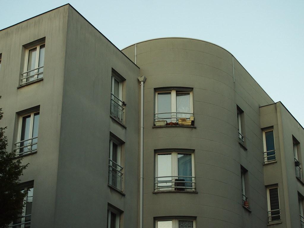 Flat At La Goutte D Or Rue De Chartres Quartier De La