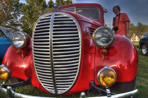 Albion Wi Car Show