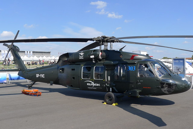 PZL Mielec S-70i Black Hawk