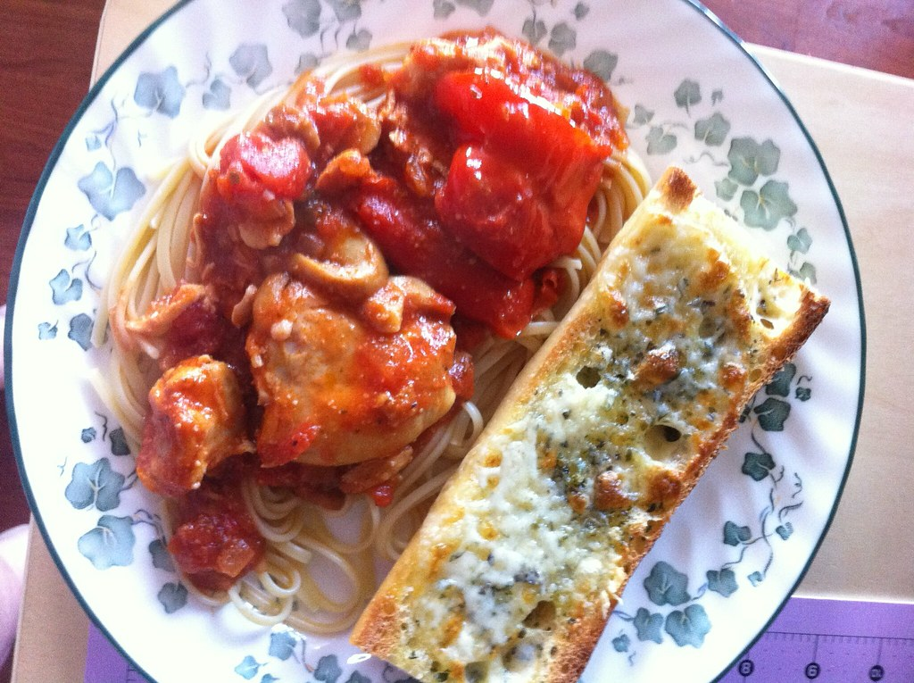 Chicken Cacciatore Crock Pot Recipe Food Network