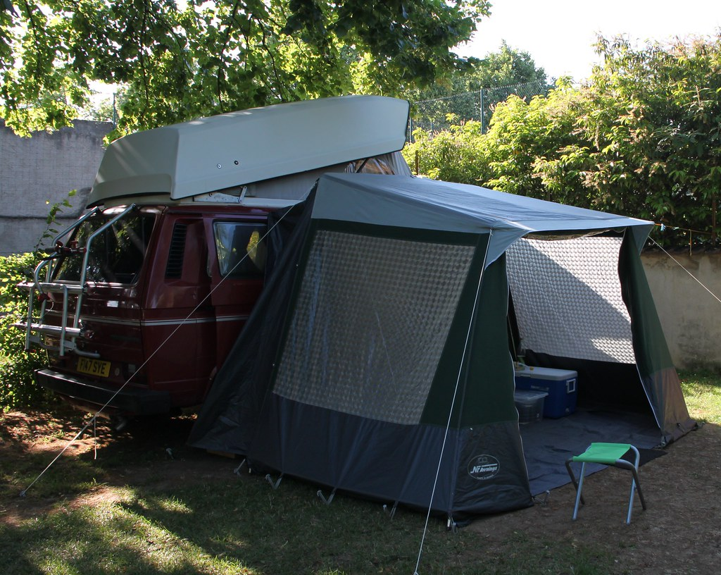 NR Awnings Motor Villa | Drive Away Awning for sale ...