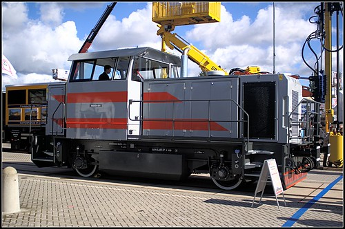 MDD4-01 at InnoTrans 2012 | by Tegeler