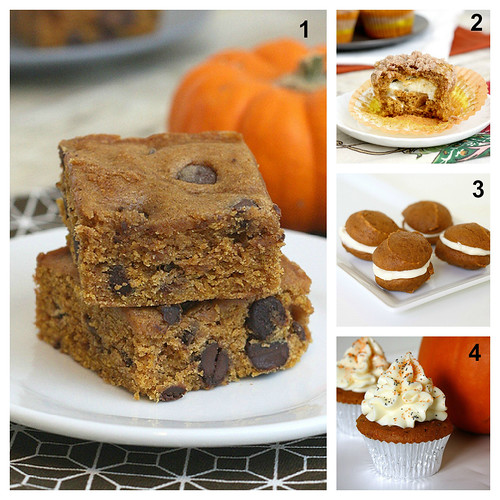 Fall Favorites - Pumpkin | by Tracey's Culinary Adventures