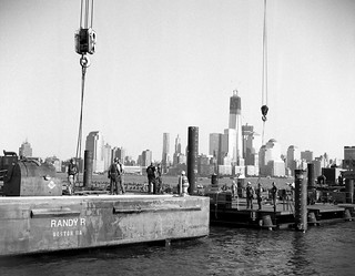 Construction on the Hudson | by Nesster