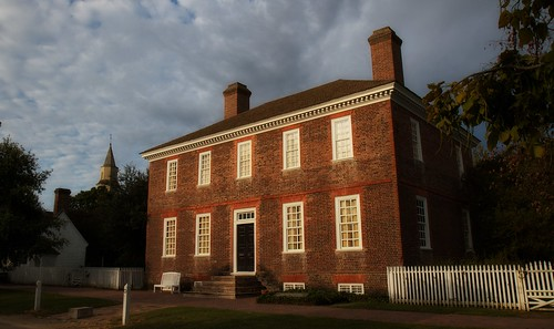 The George Wythe House | by Rob Shenk
