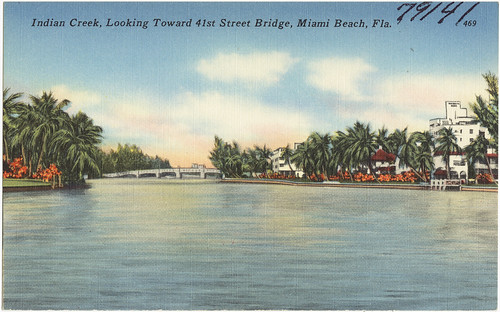 Indian Creek Miami Beach Apt  Weil