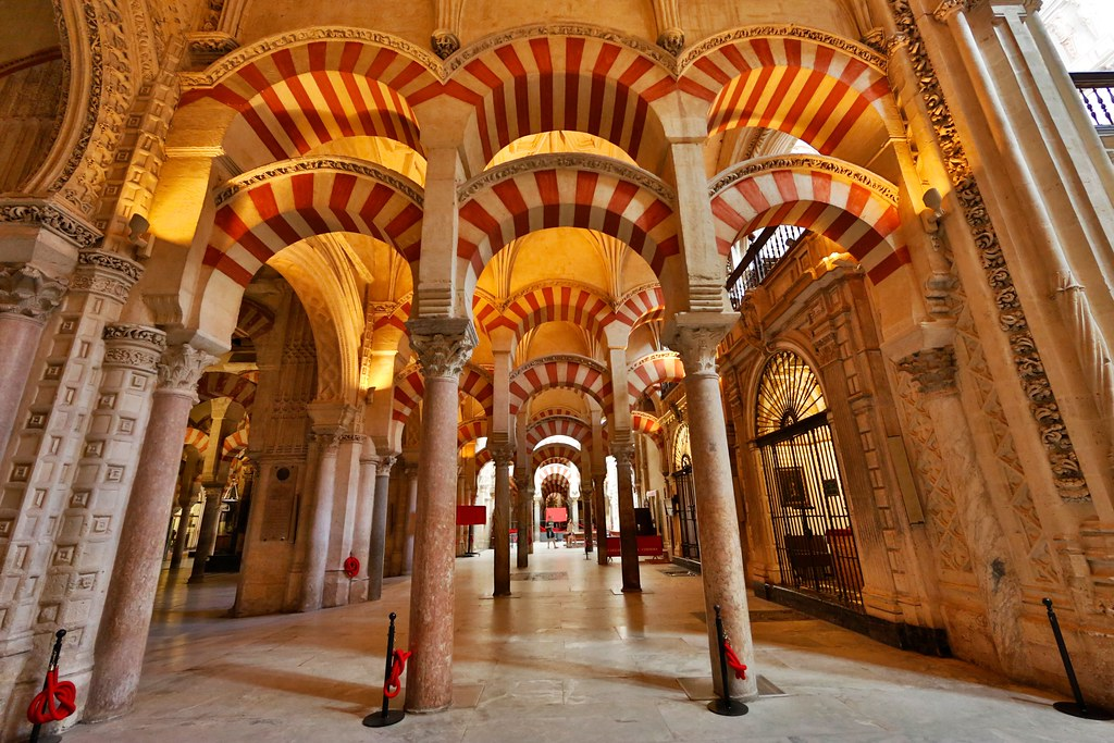 Mezquita-Catedral, The Cathedral and former Great Mosque o…  Flickr