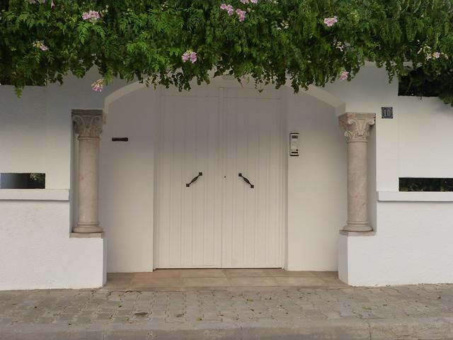 Porte ext rieure fer forg tunis explore citizen59 39 s for Porte fer forge exterieur