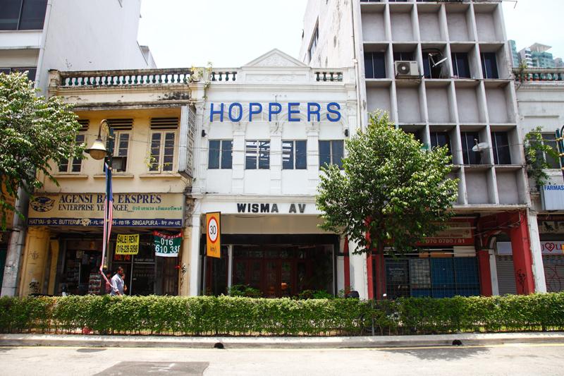 Hoppers Pudu KL
