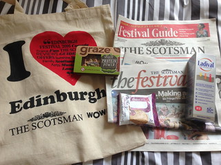 Edinburgh freebies
