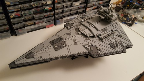 Victory Star Destroyer My UCS Version Of A Victory Star