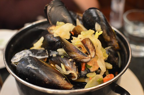 Siam mussels
