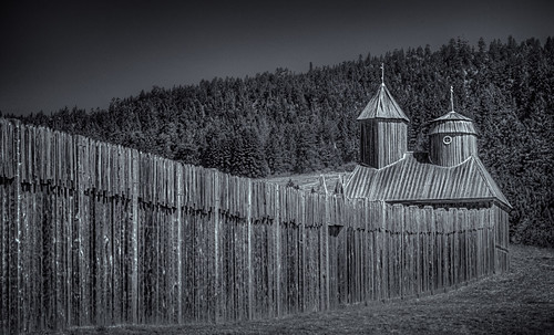 Holy Trinity St. Nicholas Chapel - Fort Ross - 2012 | by SJL