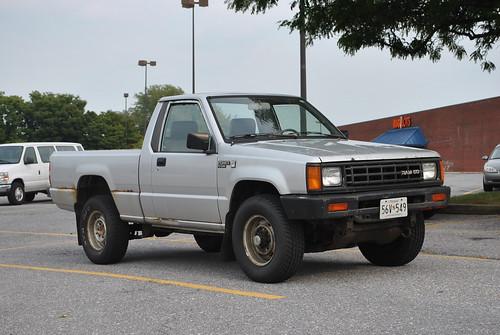 Dodge Power Ram 50 | Late 80s model spotted in Eldersburg, M… | travelr16 | Flickr
