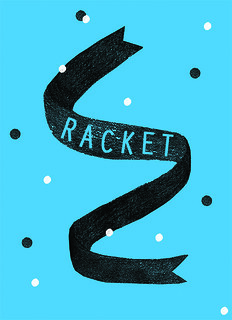 Racket Cover | by brwnpaperbag