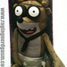 Cartoon Network's Regular Show Plush Mordecai and Rigby Wrestling Buddy's  by Jazwares 018