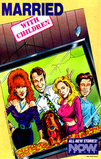 Married with Children comic ad (1992) | by Paxton Holley