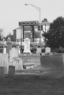 Broad street cemetery | by provbenson2009