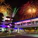 Magic Kingdom - Tomorrowland Transit Fireworks