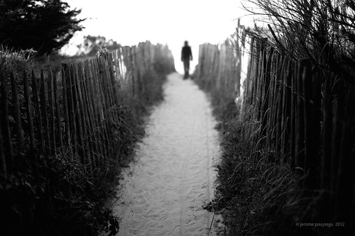 The path | by Jerome Pouysegu